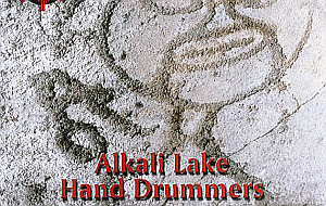 Alkali Lake Hand Drummers CD Cover